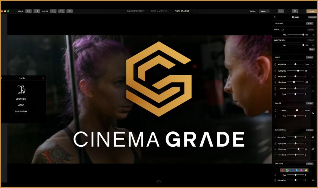 Cinema Grade